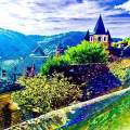Conques three