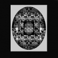 Modern Mandala b&w two