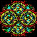 Stained glass redone