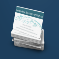 Lymphedema Business Cards Mockup