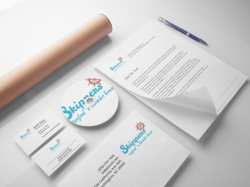 Skippers Stationary Kit Mockup