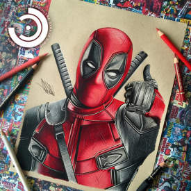 Thumbs up for Deadpool!
