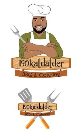 Logo for local Catering Business