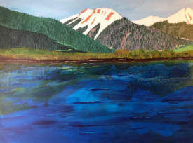 Red Mountain Chrystal Lake 3rd Edition