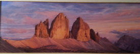 Three peaks of Lavaredo (italian mountains)