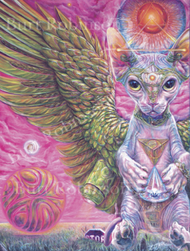 Seraphim,Sphynx Returns