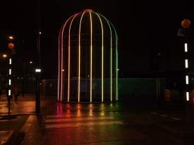 University Coloured Water lights