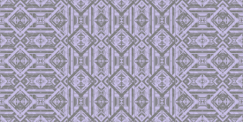 Grey and Purple Pattern 4-'21